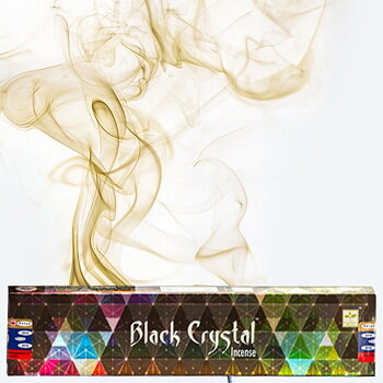 Black Crystal Rökelse Satya