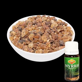 Myrra Doftolja 10ml - SAC