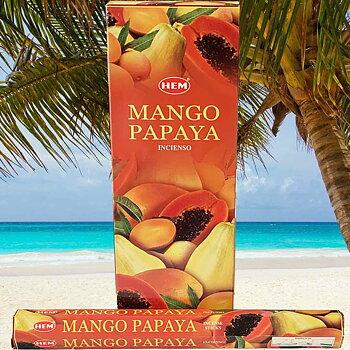 Mango & Papaya Rökelse HEM