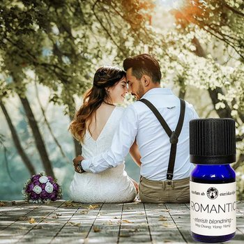 Romantic Eterisk oljeblandning 10ml - Interlam