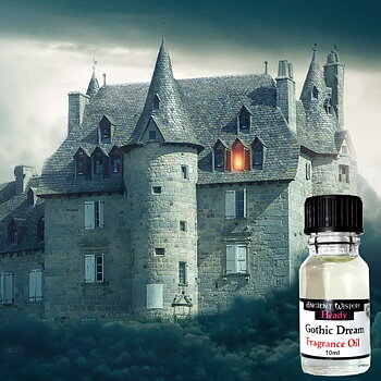 Gothic Dream Doftolja 10ml - Ancient Wisdom