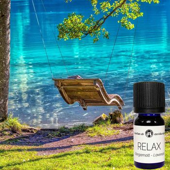 Relax Eterisk oljeblandning 10ml - Interlam