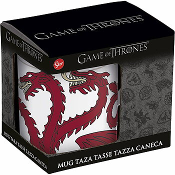 Game of thrones Mugg