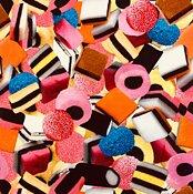 Jersey - Engelsk konfekt