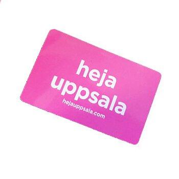 Heja Uppsala kortet