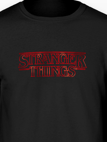 Stranger Things Retro Logo