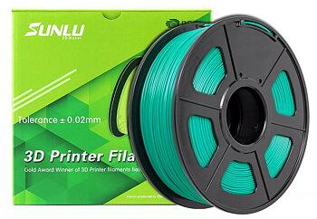 Sunlu - PLA (1.75mm, 1 Kg) - Gräs Grön