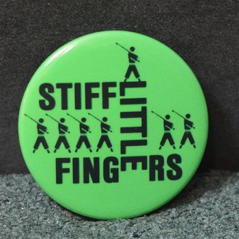 Stiff Little Fingers 1979-1980 retro