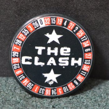 The Clash 1980-1985 retro
