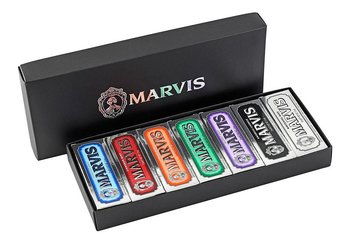 Marvis 7 Flavor gaveeske - 7 x 25 ml