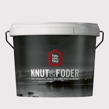 KNUT & FODERFÄRG VIT, olika storlekar
