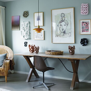 LIGHT BLUE No 22 FARROW & BALL, fler varianter