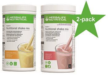 Herbalife Formula 1 Shake 2-pack
