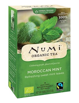 Moroccan Mint 18ps x6, EKO