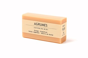"Apelsin & Grapfrukt ""Agrumes"" tvål x12"