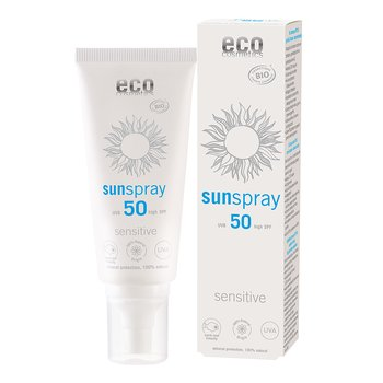 Solspray Sensitiv SPF 50 100ml x4, EKO
