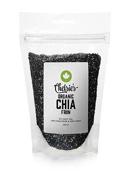 Chia seeds 250g x10, EKO