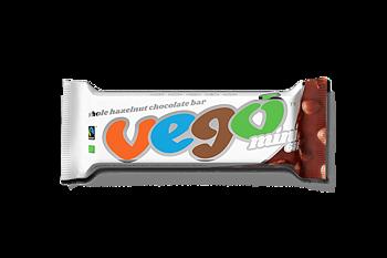 Vego Chokladbar (hela nötter) 65g x30, EKO FT