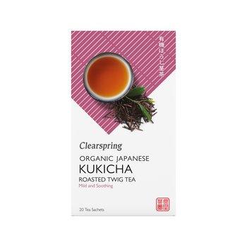 Organic Japanese Kukicha 20p x4, EKO