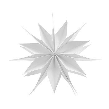 Pappersstjärna Dalskog stor