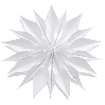 Pappersstjärna Stenkulla stor
