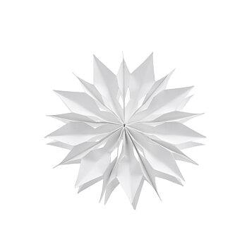 Pappersstjärna Stenkulla liten