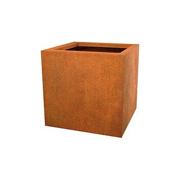 Kruka fyrkant 40x40cm H40 cm