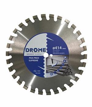 Diamantklinga 414x3.0x25.4 Drome