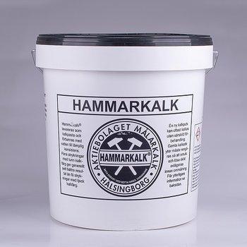 Hammarkalk - slagen kalkpasta 25kg