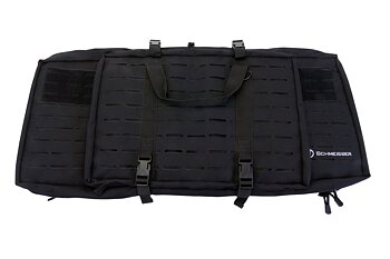 "SCHMEISSER Tactical Rifle Case 38"" Black"