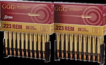GGG 223 SierraMatchKingHPBT 69gr 20 askar
