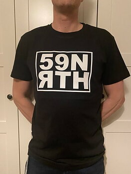 T-skjorte | 59NRTH