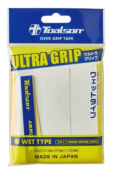 Toalson Ultra Grip Vit 3-pack