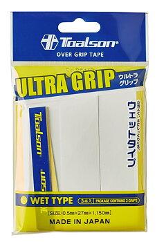 Toalson Ultra Grip Vit 3-pack