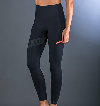 Endless Tights Fit Pocket Line Coral