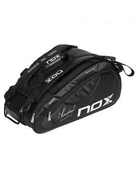 Nox Racketbag Pro Series Black