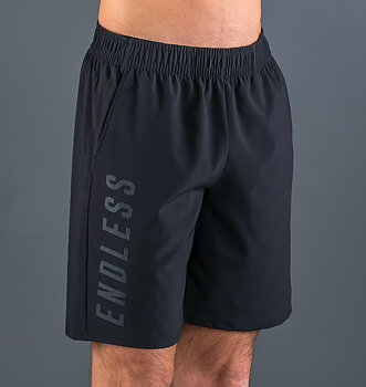 Endless Shorts Ace Black