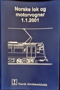Norske lok og motorvogner 1.1.2001 b-vare