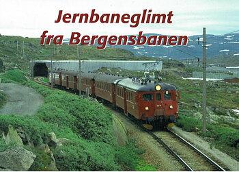 Jernbaneglimt fra Bergensbanen. b-vare