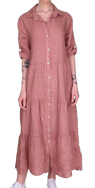 Maxi Dress Evelina   Puder
