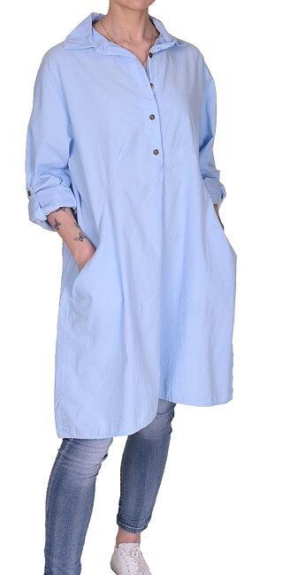 Minna Skjortklänning