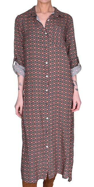 Skjortklänning | Rosa