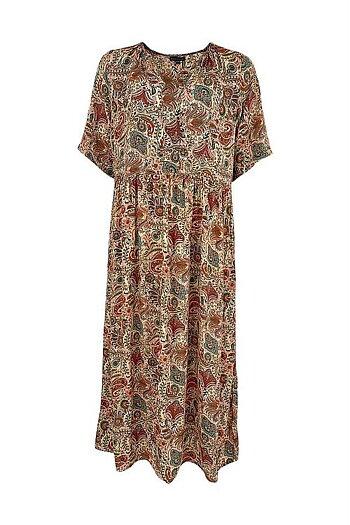 Luna Jo Boho Dress | Desert Haze