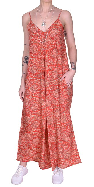 Byxdress Sari | Red