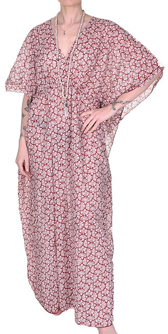 Kaftan Alix Judith | Rouge Denim