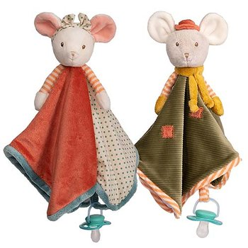 Ingefrid & Henry, 30x30 cm, Mjukisdjur Snuttefilt