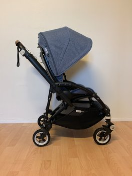 Bugaboo Bee5 All Black  -2017