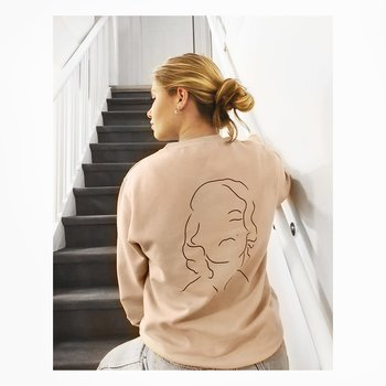 Sweatshirt Monroe by C Art