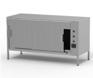 ELEKTROTERMO    VBU 1600    Värmeskåp skjutdörr