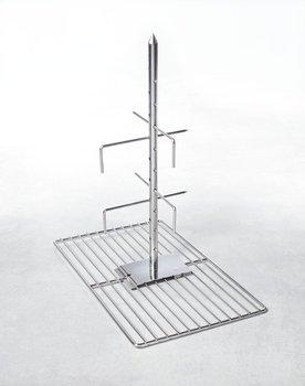 RATIONAL Lamm- och spädgrisspett Modell 201 till 30 kg (1 spett med bärare)